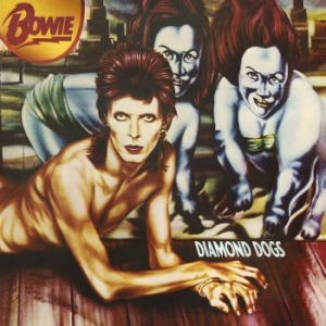 David Bowie - Diamond Dogs (1Lp) in the group Campaigns / Vinyl Sale / Classics On Sale at Bengans Skivbutik AB (2370583)
