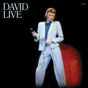 David Bowie - David Live in the group Minishops / David Bowie at Bengans Skivbutik AB (2370588)