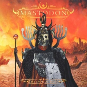 Mastodon - Emperor Of Sand (2Lp) in the group Campaigns / Best Album Of The 10s / Bäst Album Under 10-talet - Metal Hammer at Bengans Skivbutik AB (2384965)