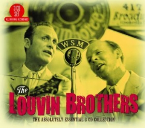 Louvin Brothers - Absolutely Essential in the group CD / Country at Bengans Skivbutik AB (2389636)