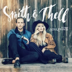 Smith & Thell - Soulprints in the group CD / Upcoming releases / Pop at Bengans Skivbutik AB (2392484)