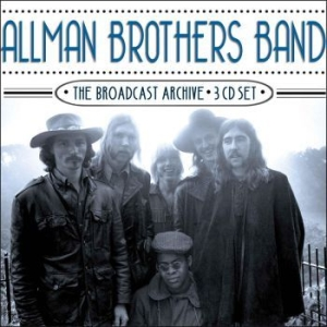 Allman Brothers Band - Broadcast Archive Collection (3 Cd) in the group CD / Pop at Bengans Skivbutik AB (2403260)