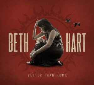 Beth Hart - Better Than Home (Cd) in the group CD / Jazz/Blues at Bengans Skivbutik AB (2431747)