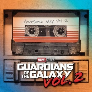 Filmmusik - Guardians Of The Galaxy Vol 2- Awes in the group CD / Upcoming releases / Soundtrack/Musical at Bengans Skivbutik AB (2432986)