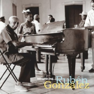 Gonzalez Ruben - Introducing in the group CD / Upcoming releases / Pop at Bengans Skivbutik AB (2462763)