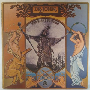 Dr John - Sun Moon & Herbs in the group VINYL / New releases - import / Rock at Bengans Skivbutik AB (2463499)