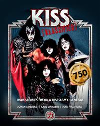 Kiss klassified : war stories from a kiss army general in the group OTHER / Övriga böcker / Kommande at Bengans Skivbutik AB (2472971)