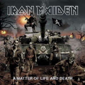 Iron Maiden - A Matter Of Life And Death in the group Minishops / Iron Maiden at Bengans Skivbutik AB (2473327)