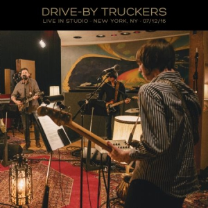 Drive-By Truckers - Live In Studio in the group Campaigns / Record Store Day Blowout / RSD 2017 at Bengans Skivbutik AB (2479790)