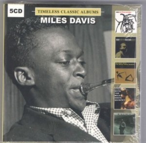 DAVIS MILES - Timeless Classic Albums in the group Julspecial19 at Bengans Skivbutik AB (2489253)