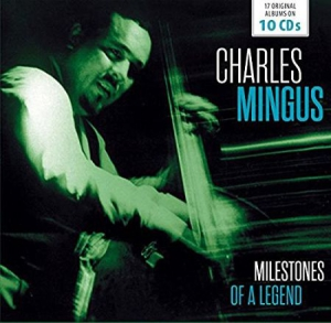 Mingus Charles - Milestones Of A Legend in the group Julspecial19 at Bengans Skivbutik AB (2514741)