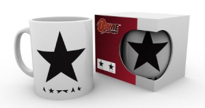 David Bowie - David Bowie - Star Mug in the group Julspecial19 at Bengans Skivbutik AB (2515710)