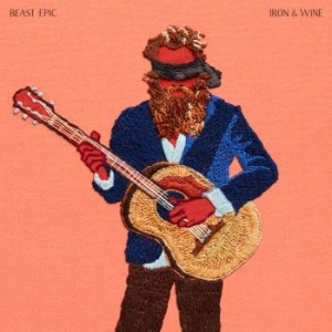 Iron & Wine - Beast Epic in the group CD / Upcoming releases / Pop at Bengans Skivbutik AB (2516985)