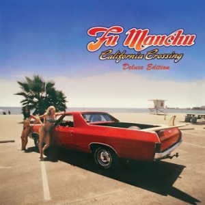 Fu Manchu - California Crossing Deluxe Edition in the group VINYL / Hårdrock/ Heavy metal at Bengans Skivbutik AB (2520000)