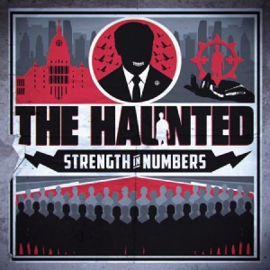 Haunted The - Strength In Numbers (Ltd Silver Vinyl) in the group Julspecial19 at Bengans Skivbutik AB (2520551)