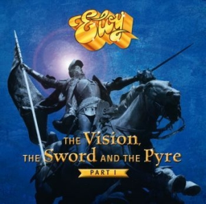 Eloy - Vision, The Sword And The Pyre The in the group CD / Pop at Bengans Skivbutik AB (2522127)