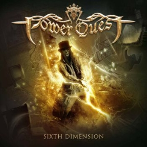 Power Quest - Sixth Dimension in the group CD / New releases / Hardrock/ Heavy metal at Bengans Skivbutik AB (2525755)