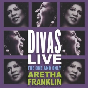 Aretha Franklin - Divas Live in the group CD / Upcoming releases / RNB, Disco & Soul at Bengans Skivbutik AB (2526372)