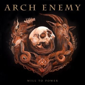 Arch Enemy - Will To Power (Limited Deluxe Box Set Edition (CD+LP+Singel) in the group Minishops / Arch Enemy at Bengans Skivbutik AB (2527315)
