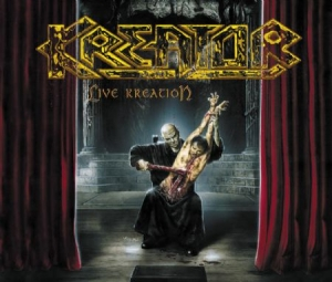 Kreator - Live Kreation (+2Cd) in the group Julspecial19 at Bengans Skivbutik AB (2538517)