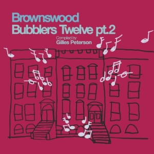 Blandade Artister - Brownswood Bubblers 12 Part 2 in the group VINYL / Dans/Techno at Bengans Skivbutik AB (2538605)