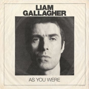 Liam Gallagher - As You Were (Vinyl) in the group VINYL / Pop at Bengans Skivbutik AB (2538753)