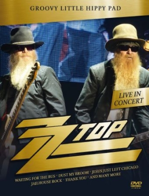 ZZ Top - Groovy Little Hippy Pad in the group OTHER / Music-DVD & Bluray at Bengans Skivbutik AB (2539037)