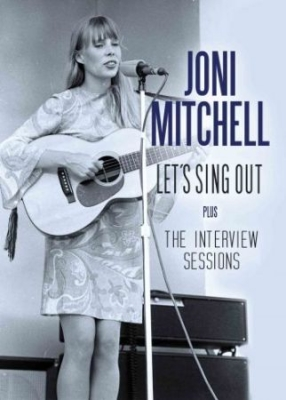Joni Mitchell - Let's Sing Out in the group OTHER / Music-DVD & Bluray at Bengans Skivbutik AB (2543317)