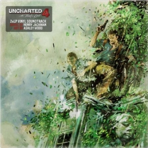 Jackman Henry - Uncharted 4 (Col.Vinyl) in the group VINYL / Film/Musikal at Bengans Skivbutik AB (2543516)