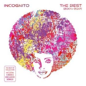 Incognito - The Best (2004 - 2017) in the group CD / Upcoming releases / Pop at Bengans Skivbutik AB (2543897)