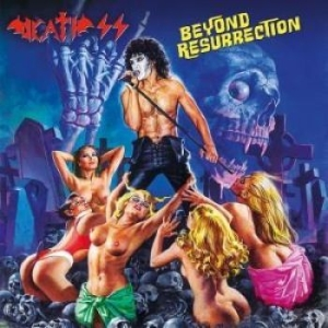 Death Ss - Beyond Resurrection (2 Dvd + Lp) in the group OTHER / Music-DVD & Bluray at Bengans Skivbutik AB (2543931)