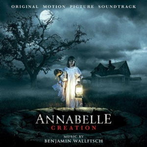 Benjamin Wallfisch - Annabelle Creation in the group CD / Film/Musikal at Bengans Skivbutik AB (2543965)