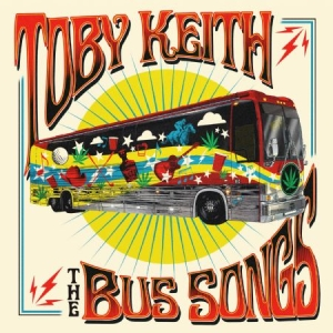Toby Keith - Bus Songs in the group CD / Country at Bengans Skivbutik AB (2543966)