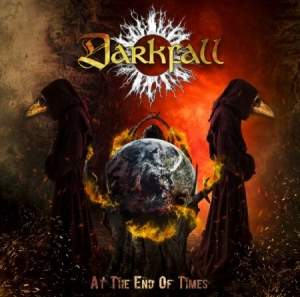Darkfall - At The End Of Times in the group CD / Hårdrock/ Heavy metal at Bengans Skivbutik AB (2543988)
