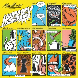 Moullinex - Hypersex in the group VINYL / Dans/Techno at Bengans Skivbutik AB (2545557)
