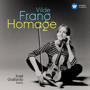 Frang Vilde - Homage in the group CD / Klassiskt at Bengans Skivbutik AB (2546709)