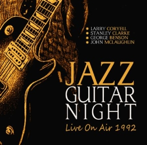 Blandade Artister - Jazz Guiat Night Live (Fm) in the group CD / New releases / Jazz/Blues at Bengans Skivbutik AB (2546719)