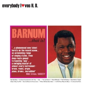 Barnum H.B. - Everybody Loves H.B. - Barnum That in the group CD / Upcoming releases / RNB, Disco & Soul at Bengans Skivbutik AB (2549084)