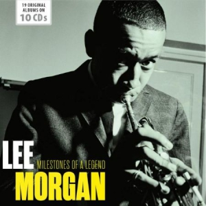 Morgan Lee - Milestones Of A Legend in the group Julspecial19 at Bengans Skivbutik AB (2549129)