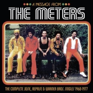 Meters - A Message From The Meters in the group VINYL / Upcoming releases / RNB, Disco & Soul at Bengans Skivbutik AB (2551412)