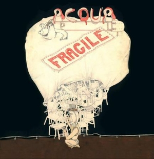 Acqua Fragile - A New Chant in the group CD / Rock at Bengans Skivbutik AB (2551706)
