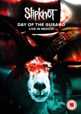 Slipknot - Day Of The Gusano - Live 2015 (Dvd) in the group OTHER / Music-DVD & Bluray at Bengans Skivbutik AB (2560231)