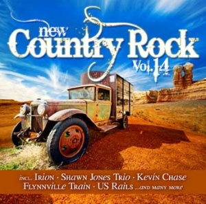 Blandade Artister - New Country Rock 14 in the group CD / New releases / Country at Bengans Skivbutik AB (2560815)