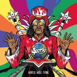 Bootsy Collins - World Wide Funk (2Lp) in the group Campaigns / Vinyl Sale / NEWS at Bengans Skivbutik AB (2561577)