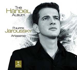 Jaroussky Philippe - The Handel Album in the group CD / Klassiskt at Bengans Skivbutik AB (2561627)