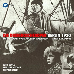 Lotte Lenya - Kurt Weill: Die Dreigroschenop in the group CD / Klassiskt at Bengans Skivbutik AB (2561635)