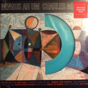 Charles Mingus - Mingus Ah Um - Coloured Vinyl in the group Campaigns / Vinyl Sale / Winter Sale at Bengans Skivbutik AB (2568358)