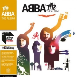 Abba - Abba The Album (45 Rpm Half Speed 2 in the group VINYL / Pop at Bengans Skivbutik AB (2572243)