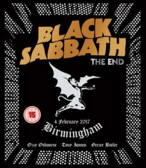Black Sabbath - The End (Br+Cd) in the group OTHER / Music-DVD & Bluray at Bengans Skivbutik AB (2572254)