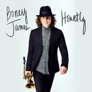 Boney James - Honestly in the group CD / Jazz/Blues at Bengans Skivbutik AB (2572321)